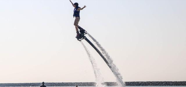 Abu Dhabi Marine Sports Academy