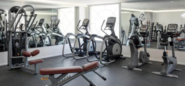 Accor Novotel Gym
