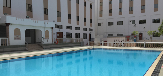 Al Madinah Pool