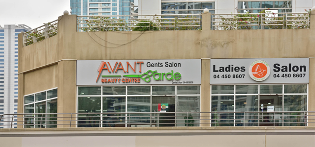 Avant Garde Gents Salon