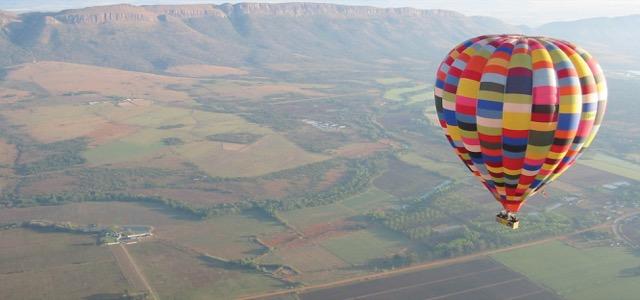 Bill Harrops Original Balloon Safaris