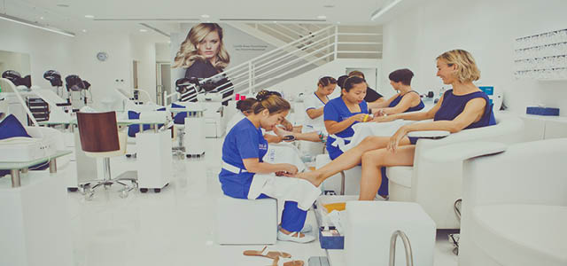 Chloe's Beauty, Hair & Nails - Dubai