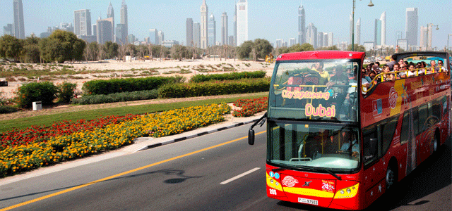 City Sightseeing - Dubai