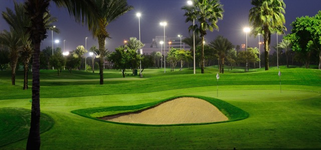 Dubai Creek Par 3 Course