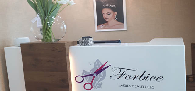 Forbice Salon