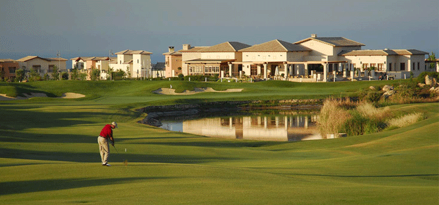 GD Golf in the Sunshine Golf Academy at Aphrodite Hills