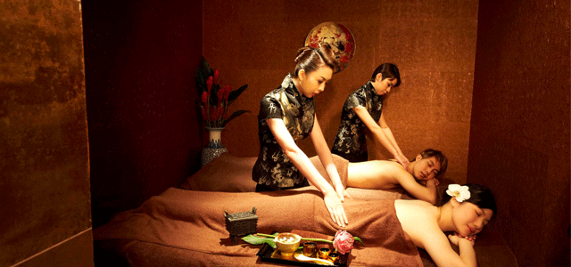 Huang Ah Ma The Oriental Spa Chamber