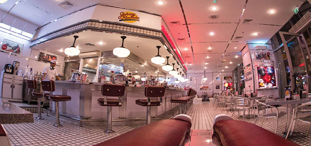Johnny Rockets - EP