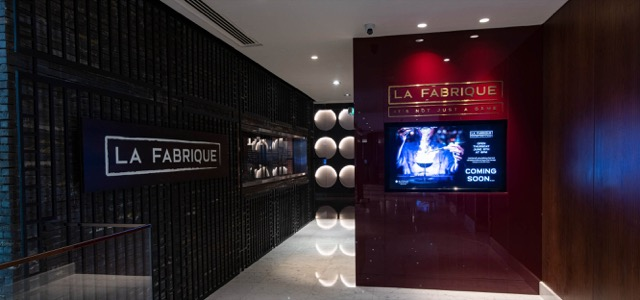 La Fabrique Sports Bar