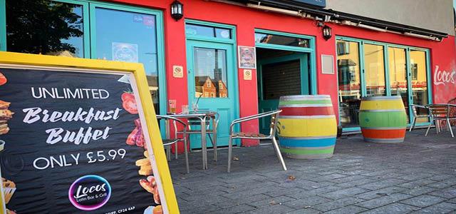 Locos Latin Bar & Grill