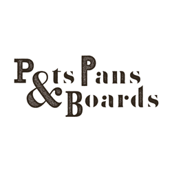 Pots, Pans and Boards
