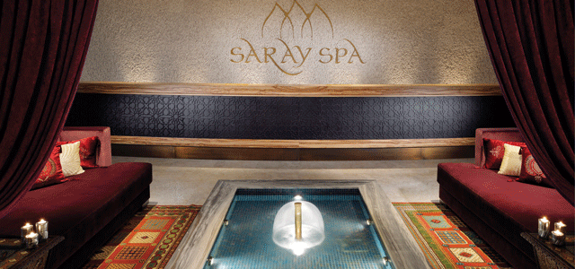 Saray Spa - JW Marriott Marquis