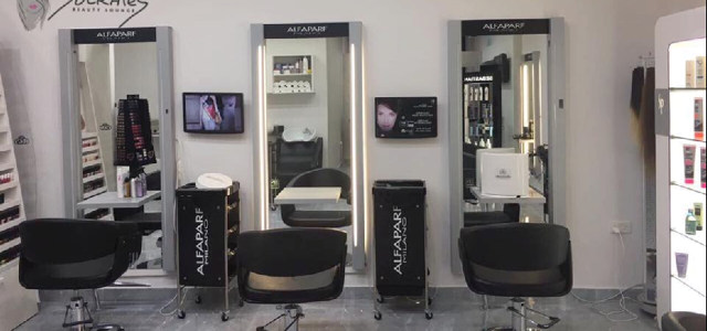 Socrates Beauty Lounge by J&C