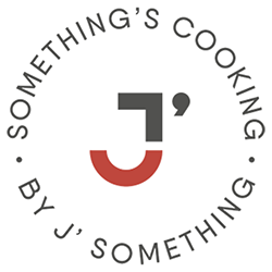 Something's Cooking By J'Something
