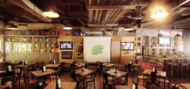 Stadium Cafe Sport Bar