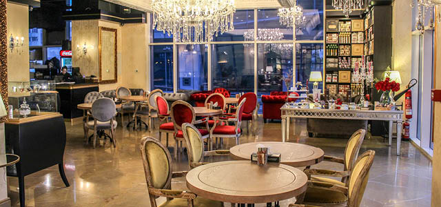Tea Club Restaurant