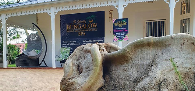 The Beauty Bungalow Retreat, Wellness and Spa