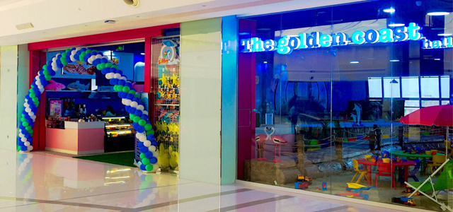 The Entertainer The Golden Coast Hall
