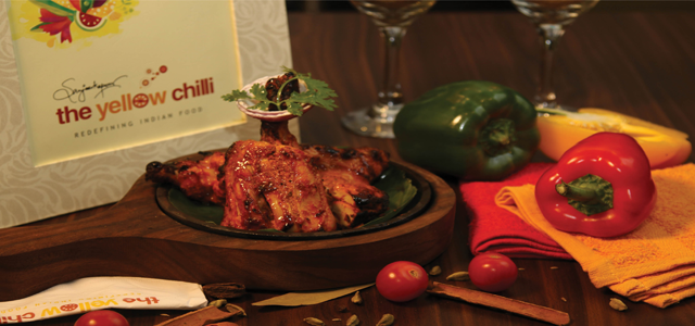 The Yellow Chilli by Sanjeev Kapoor - Abu Dhabi